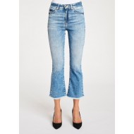 JEANS FLAIRE CROPPED  GAUDI